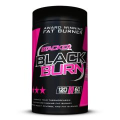 Stacker2 Europe Black Burn