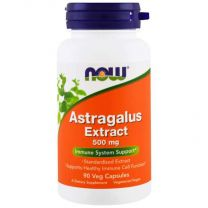 NOW Foods Astragalus 500mg