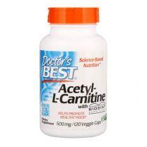 Doctors Best Acetyl L-Carnitine