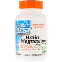 Doctors Best Brain Magnesium 50mg