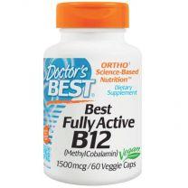 Doctors Best Fully Active B12 1500mcg