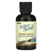 NOW Foods Stevia Liquid Extract French Vanilla