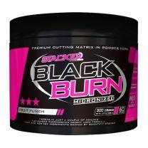 Stacker2 Europe Black Burn Micronized