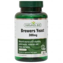 Natures Aid Brewers Yeast 300mg