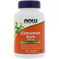 NOW Foods Cinnamon Bark 600 mg