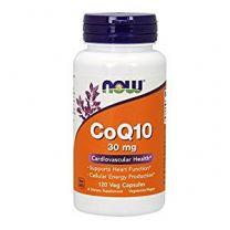 NOW Foods CoQ10 30mg