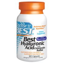 Doctors Best Hyaluronic Acid with Chondroitin Sulfate