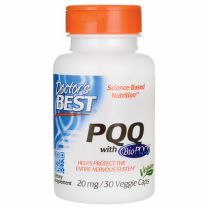 Doctors Best PQQ with BioPQQ 20mg