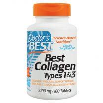 Doctors Best Collagen Types 1 3 Tablets