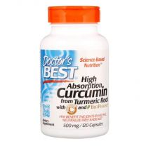 Doctors Best High Absorption Curcumin