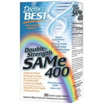 Doctors Best SAM-e 400 Double Strength