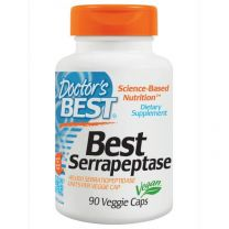 Doctors Best Serrapeptase 40000 SPU