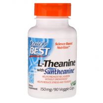 Doctors Best Suntheanine L-Theanine 150 mg