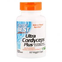 Doctors Best Ultra Cordyceps Plus