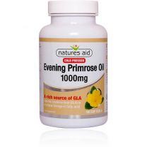 Natures Aid Evening Primrose Oil 1000mg