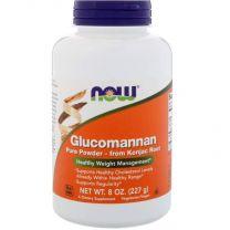 glucomannan poeder now foods 227 gram