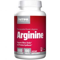 Jarrow Formulas Arginine 1000
