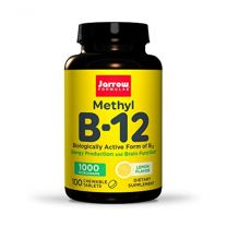 Jarrow Formulas Methyl B-12 1000 mcg