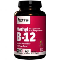 Jarrow Formulas Methyl B12 5000mcg