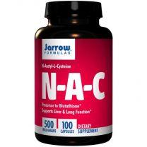 Jarrow Formulas NAC N-Acetyl-L-Cysteine 500mg