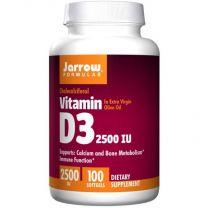 vitamine d3 2500 iu jarrow