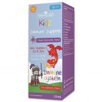 Natures Aid Kidz 6 Immune Support Liquid