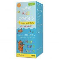 Natures Aid Kidz 6 Omega-3 Liquid