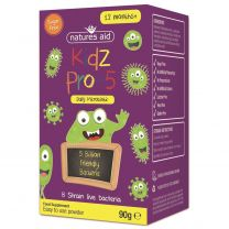Natures Aid Kidz Pro-5 Billion Microbiotic