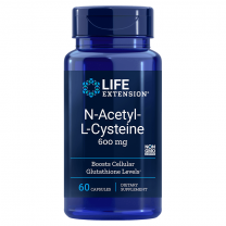 Life Extension N-Acetyl-L-Cysteine 600 mg