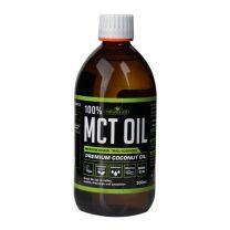 mct olie van kokosolie natures aid