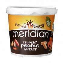 Meridian Foods Crunchy Peanut Butter