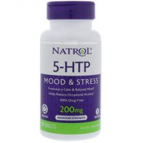 5-htp 200 mg natrol time release