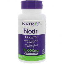 natrol biotin 10000