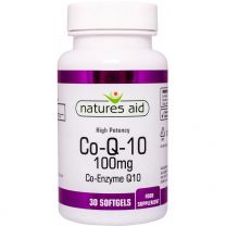 Co-Q10 capsules 100mg