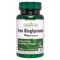 Natures Aid Iron Bisglycinate