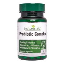 Natures Aid Probiotic Complex