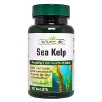 Natures Aid Sea Kelp