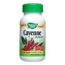 Natures Way Cayenne 40000 HU