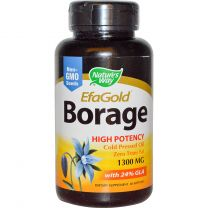 Natures Way EFAGold Borage Oil