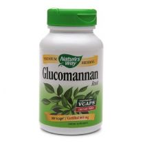 Natures Way Glucomannan 665mg