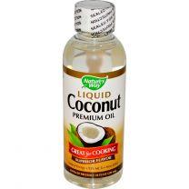 Natures Way Liquid Coconut Oil