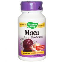 Natures Way Maca Standardized Extract