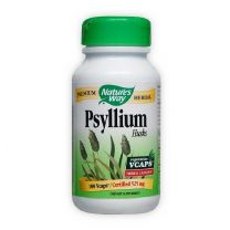 Natures Way Psyllium Husk capsules
