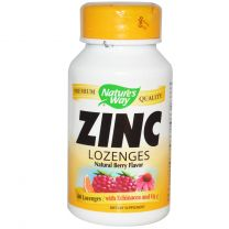 Natures Way Zinc Lozenges