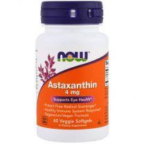 NOW Foods Astaxanthin 4mg