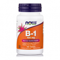 NOW Foods B1 100 mg
