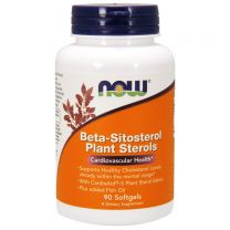 NOW Foods Beta-Sitosterol Plant Sterols