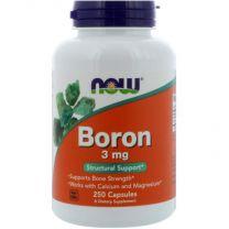 boron borium 3mg
