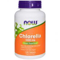 chlorella 1000 mg now 120 tabletten