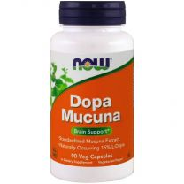 NOW Foods DOPA Mucuna